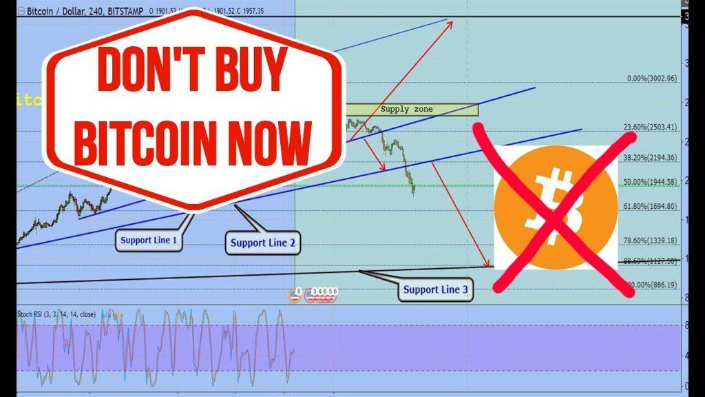 Don't buy bitcoin hidden secret