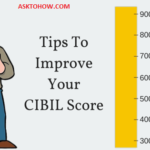 Ways to improve cibil score