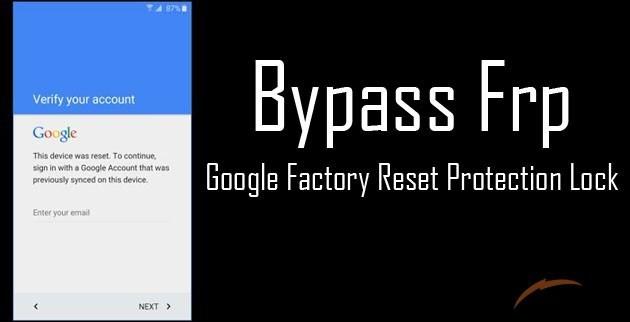 bypass frp