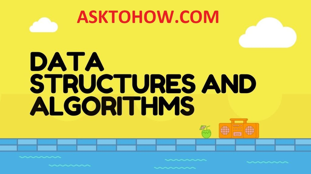data structure and algo