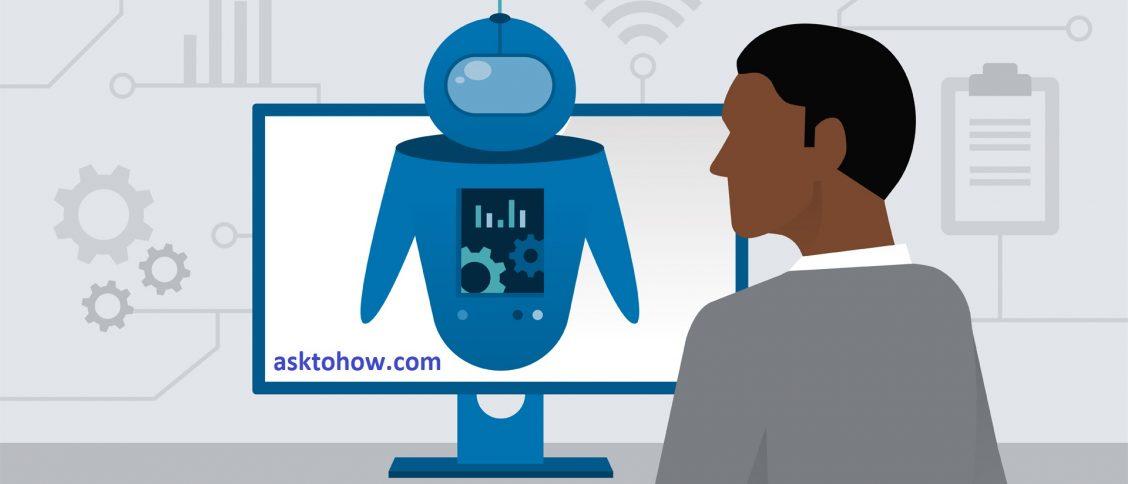 robotic process automotion