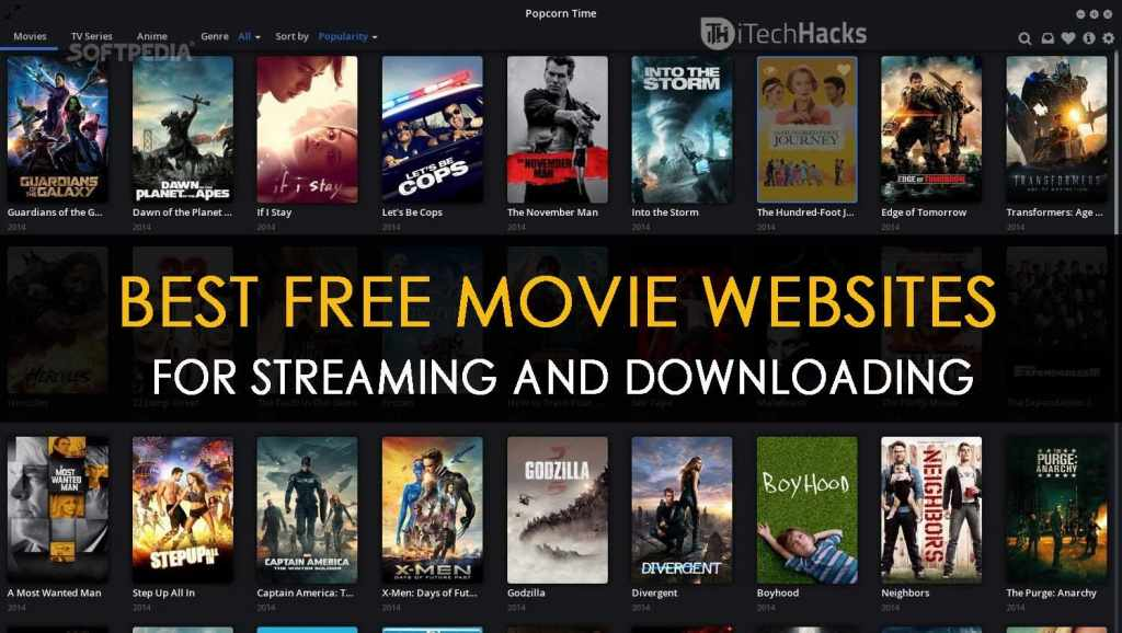 Best free movie websites