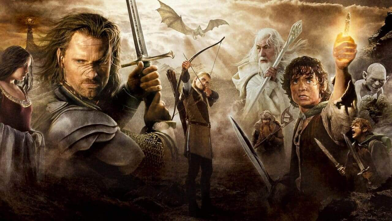 lord of the rings streaming