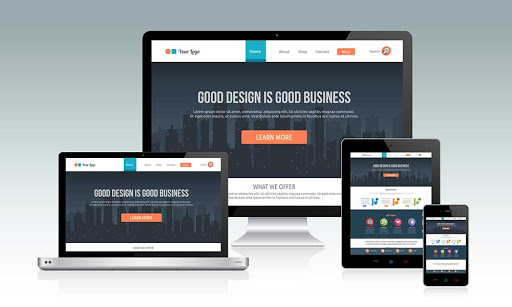 Business Website from Scratch