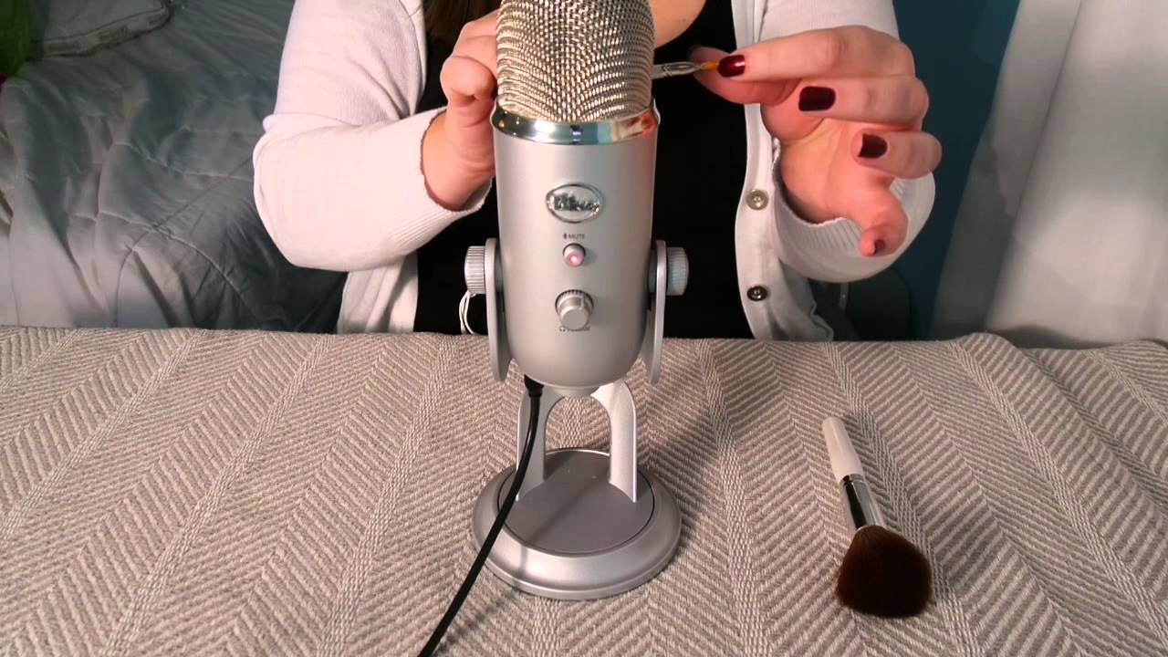 Looking Perfect Microphone ASMR