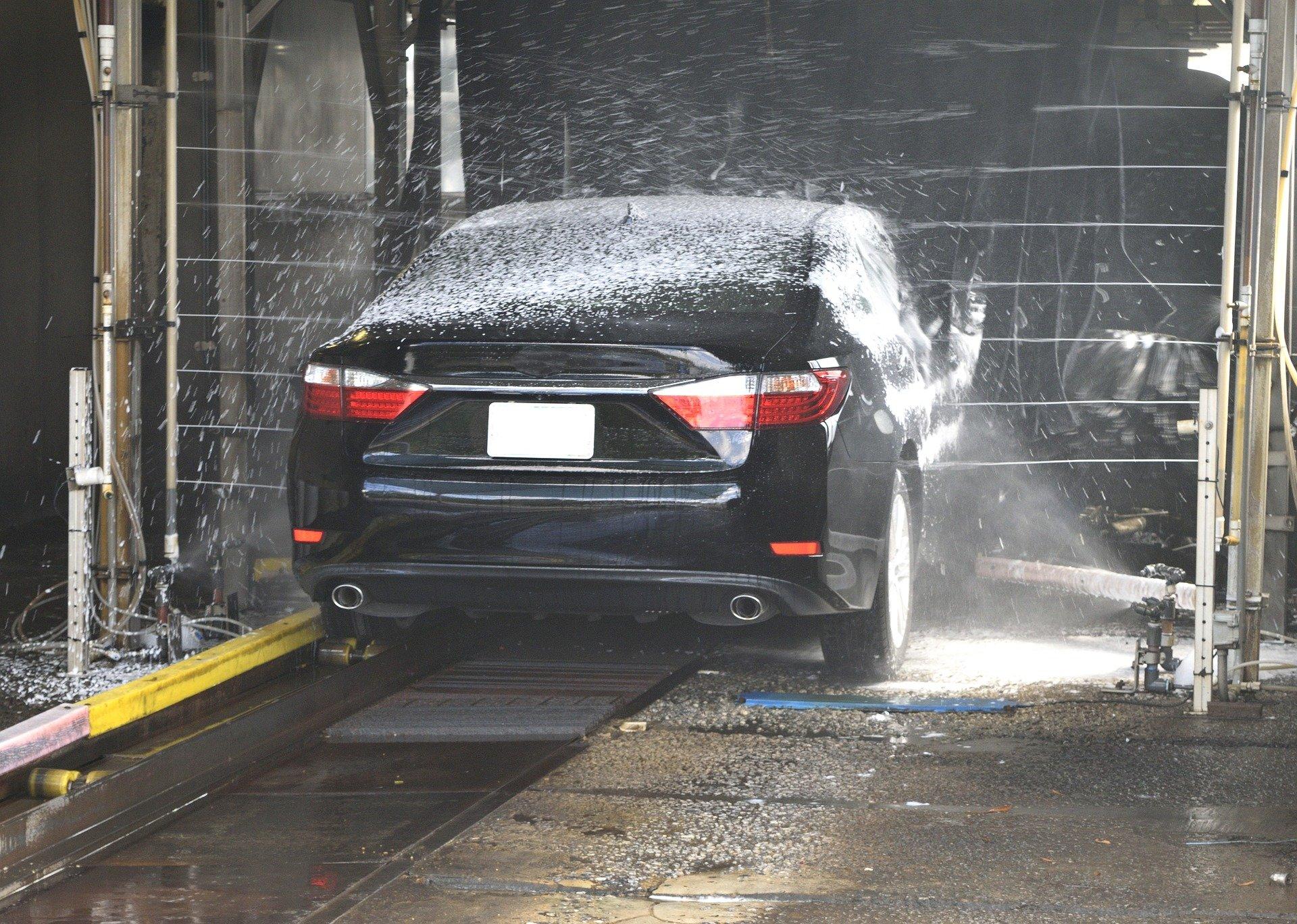 Regular Car Washing