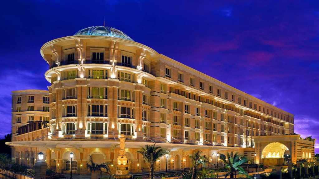 choosing the hotels