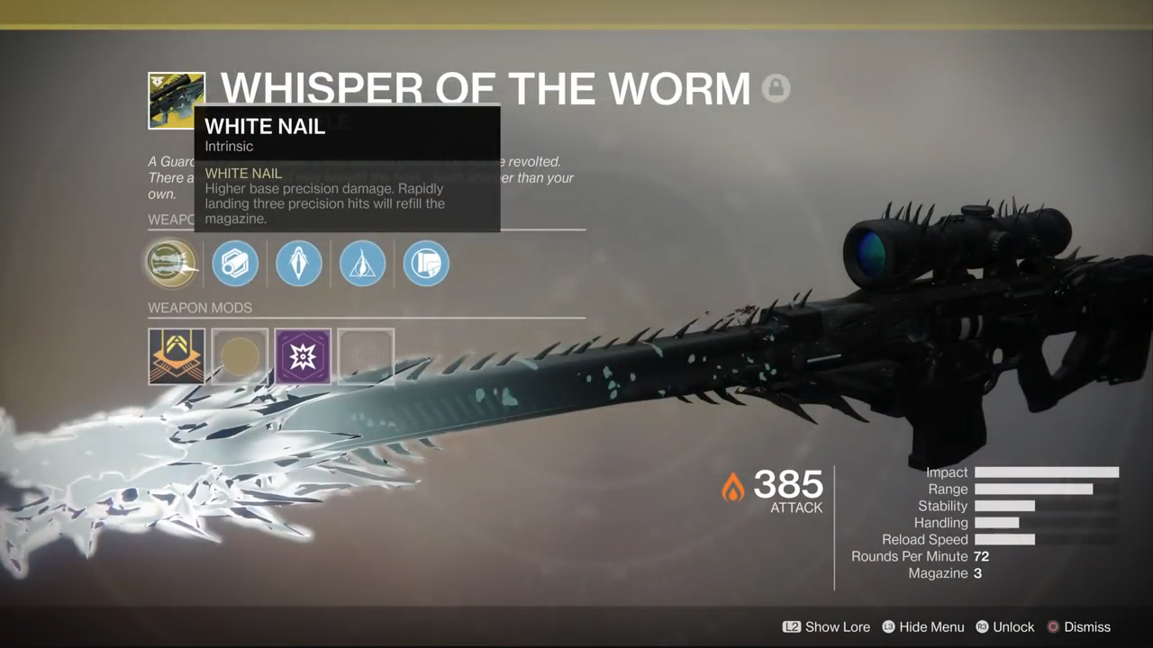 whisper of the worm catalyst