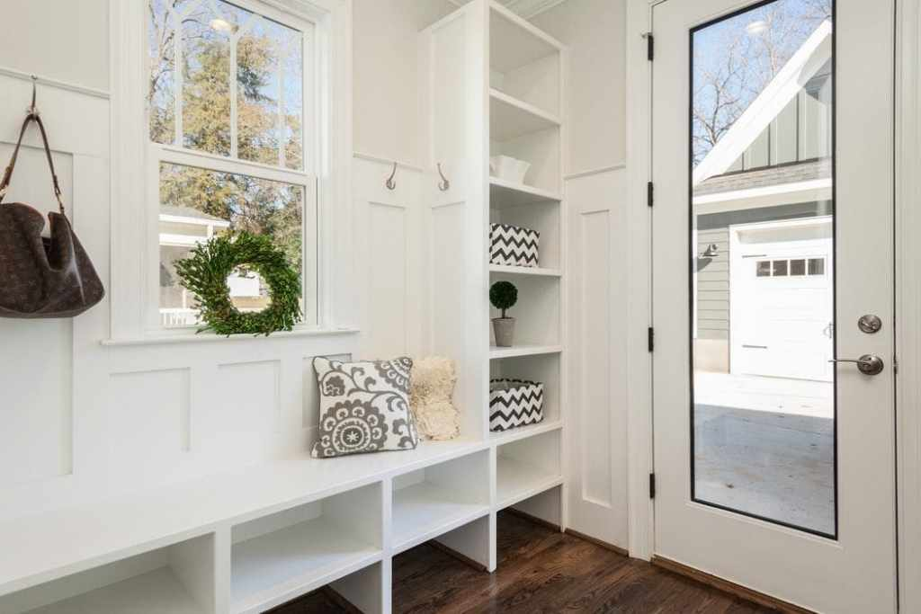 Organize Your Mudroom Once & For All