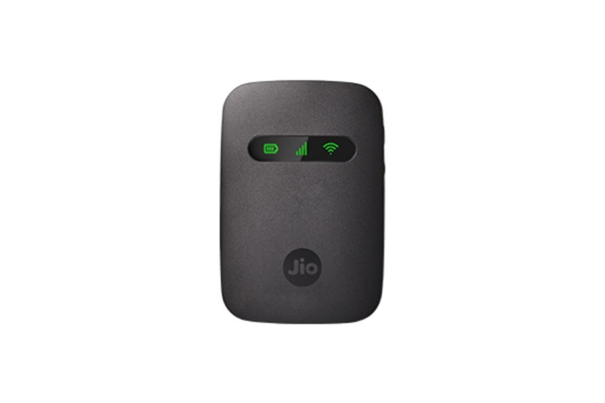 Jio Wi-Fi router