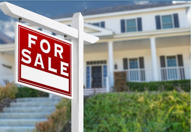 when selling a house