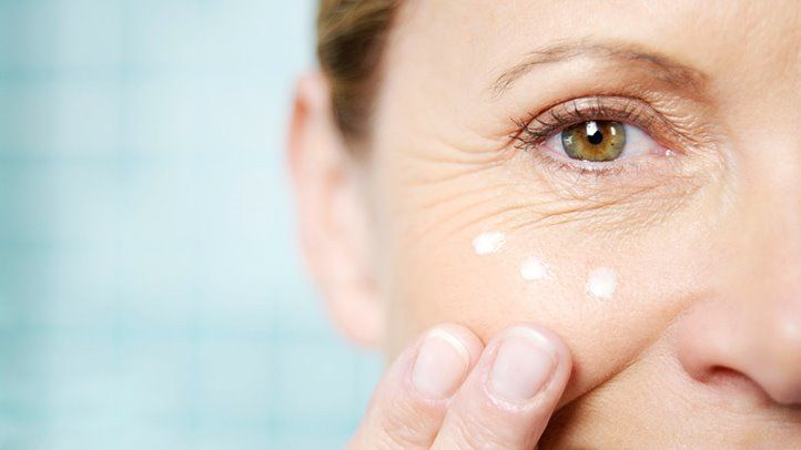 aging of skin