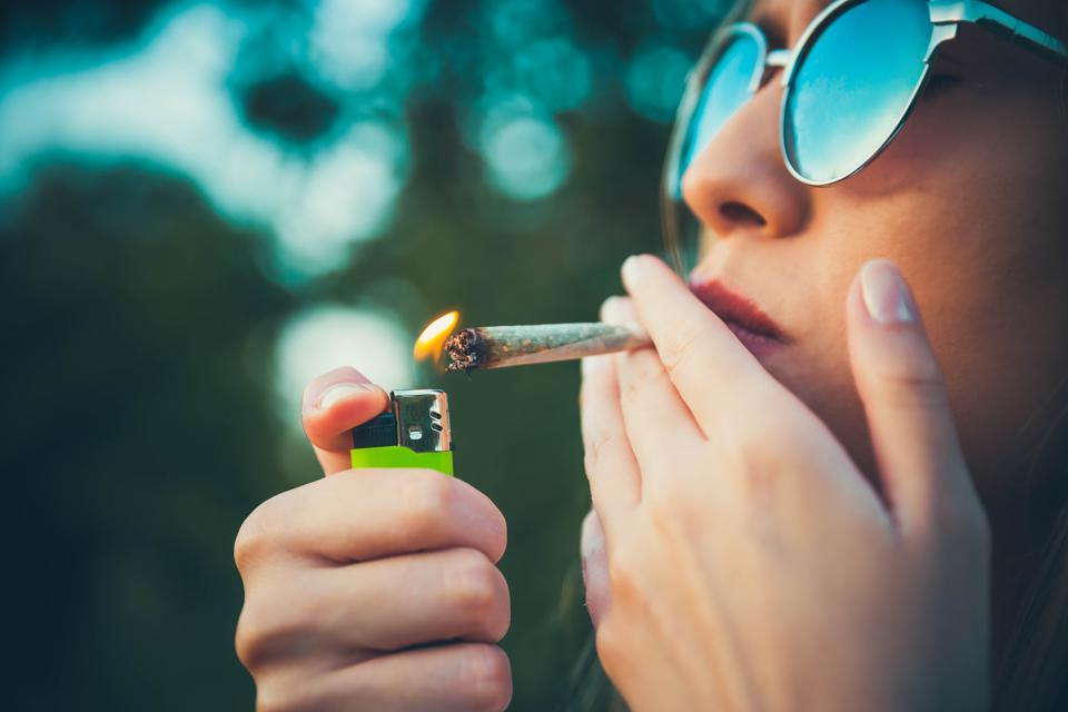 cannabis consumption