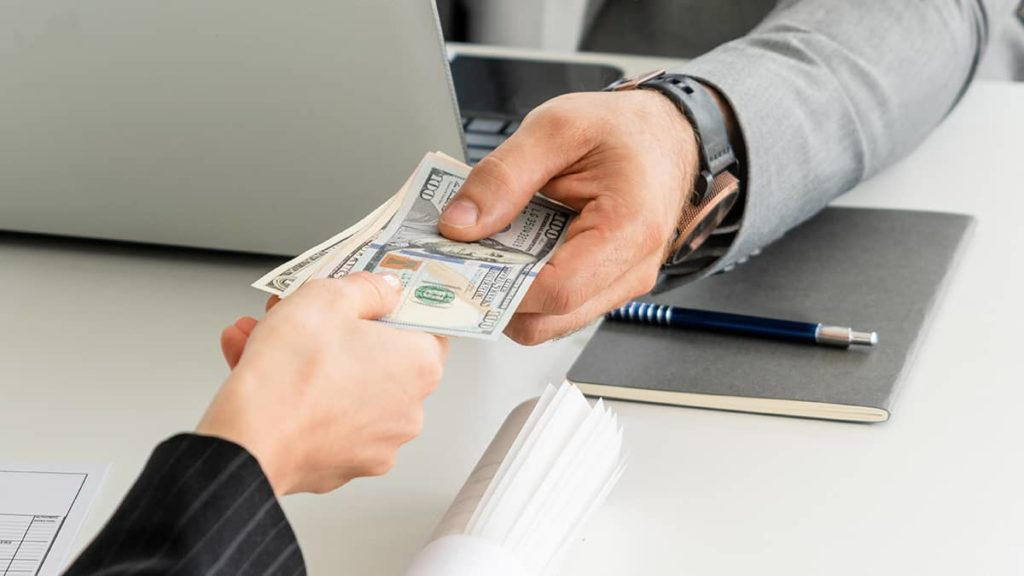 compensation payments
