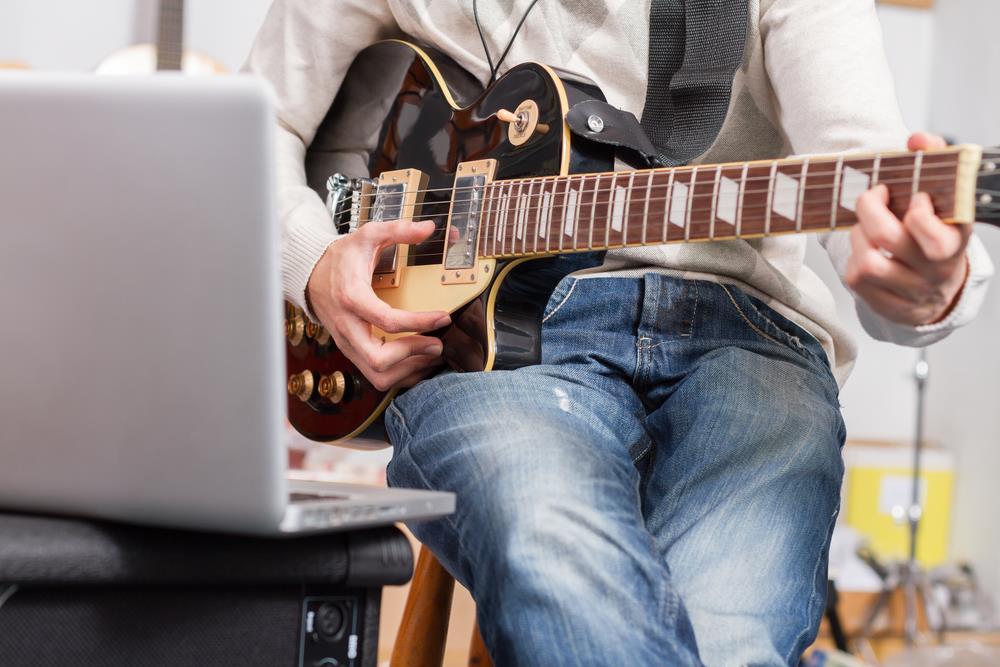 online lessons guitar