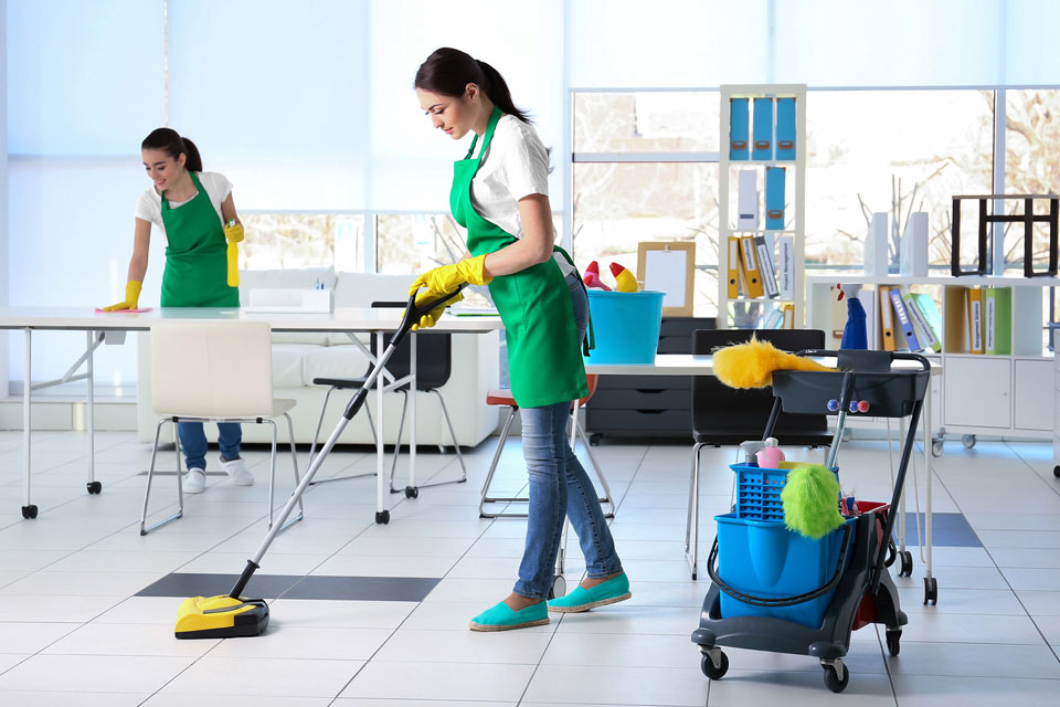 Covid cleaning company